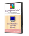 Picture of easyWebsites Organizer™ Module - Pro Edition